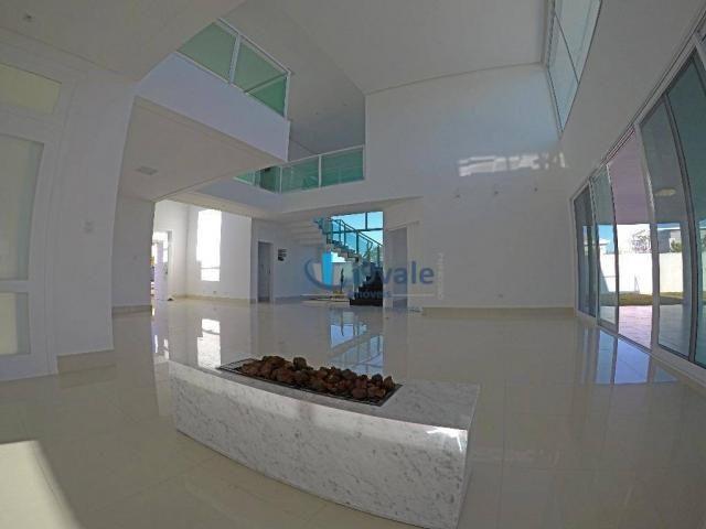 Casa condomínio alto padrão à venda, serimbura, urbanova, são josé dos campos-sp - Foto 6