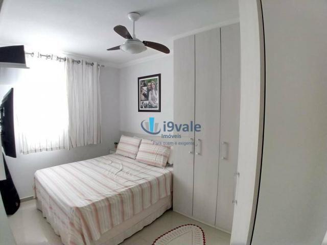 Apartamento com 2 dormitórios à venda, 54 m² por r$ 180.000 - villa branca - jacareí/sp - Foto 4