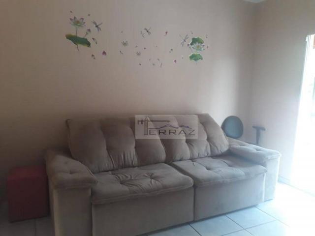 Sobrado com 3 dormitórios à venda, 90 m² por r$ 480.000 - laranjeiras - caieiras/sp - Foto 4