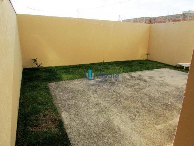 Casa com 3 dormitórios à venda, 82 m² por r$ 225.000 - residencial parque dos sinos - jaca - Foto 12