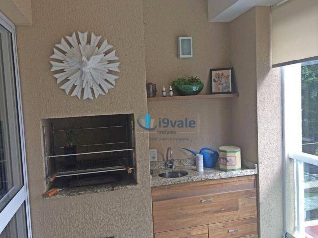 Apartamento sky house com 3 dormitórios à venda, 157 m² por r$ 940.000 - jardim aquarius - - Foto 4