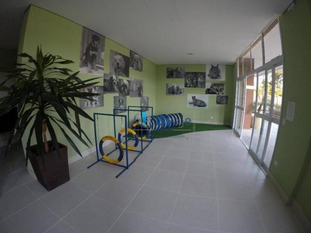 Apartamento com 3 dormitórios à venda, 122 m² por r$ 750.000 - jardim das indústrias - são - Foto 11