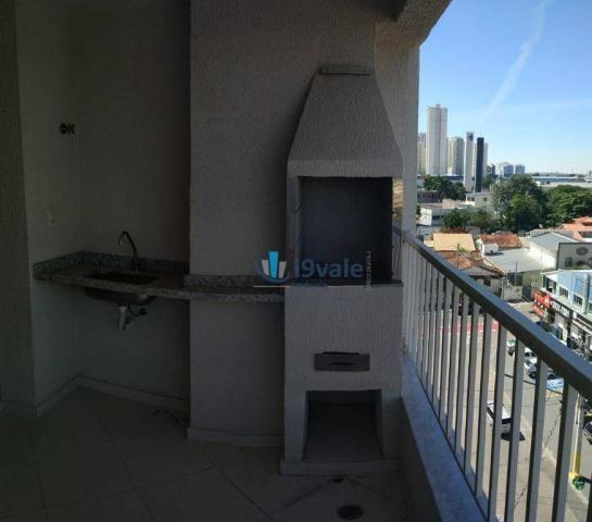 Apartamento de 70m2 com 2 dormitórios e suíte no jardim das industrias