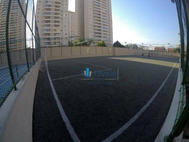 Apartamento com 3 dormitórios à venda, 122 m² por r$ 750.000 - jardim das indústrias - são - Foto 16