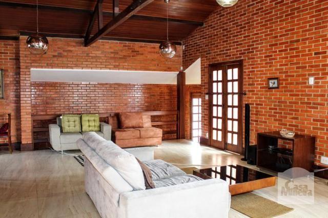 Casa à venda com 4 dormitórios em Minas brasil, Belo horizonte cod:245942 - Foto 5