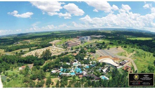 lotes parcelados Lagoa G. Park caldas novas - Lote a Venda no bairro Setor Lagoa... - Foto 3