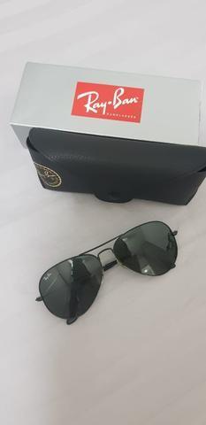 105636030 Óculos Ray Ban Aviador - Bijouterias, relógios e acessórios - Nova ...