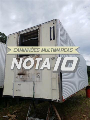 Baú Frigorífico Gancheiro Revisado 16 Paletes Para Caminhão Truck ou Bitruck - Foto 2
