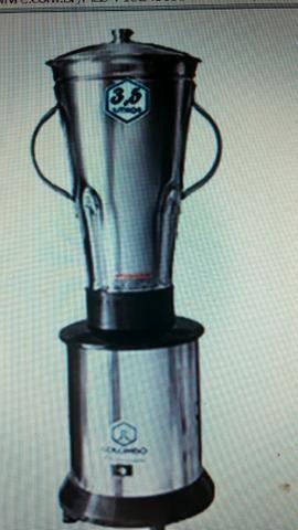 Liquidificador Industrial Inoxidável BR o mais forte o mais resistente - Foto 2
