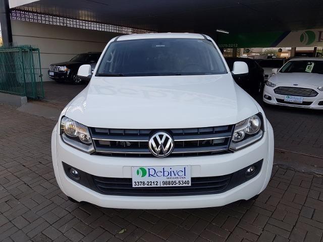 VW - Amarok Trendline CD 2.0 TDI 4X4 Dies Aut - Foto 2