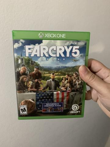 Farcry 5 - Xbox one