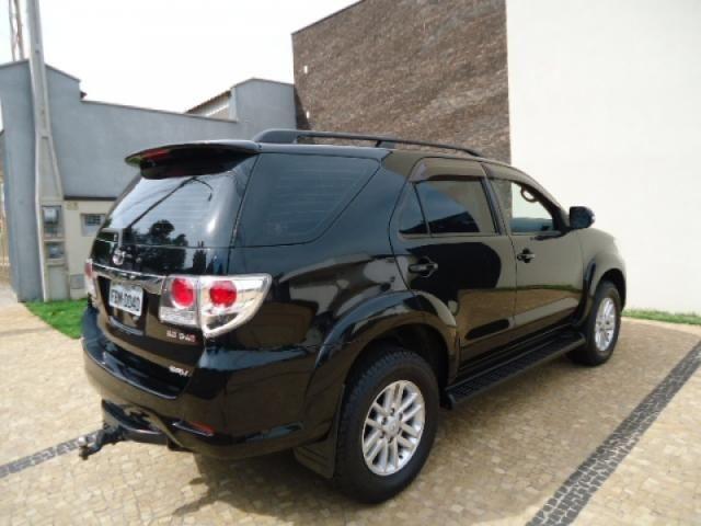 Toyota hilux sw4 3.0 srv 4x4 16v turbo intercooler diesel 4p automatico - Foto 6