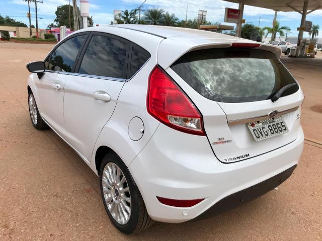 New Fiesta Titanium 1.6 Automático 2014 - Foto 4