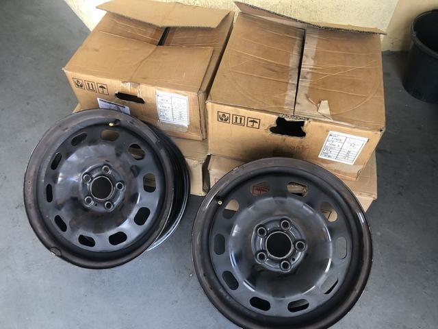Rodas 5 Furos Volkswagen