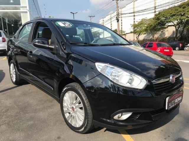 Fiat grand siena 2015 1.6 mpi essence 16v flex 4p manual