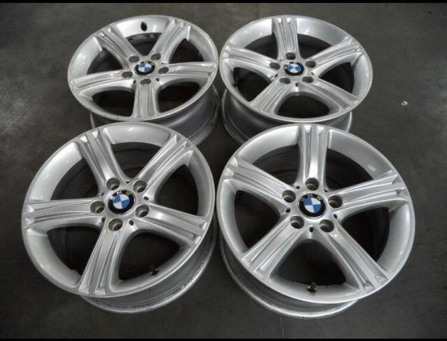 Jogo de rodas BMW 320i aro 17