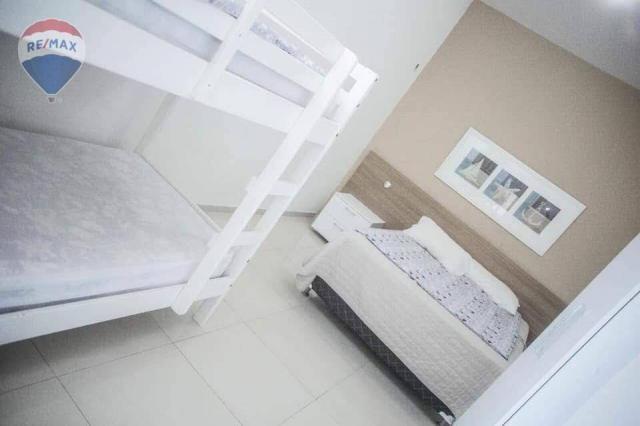 Apartamento à venda, 80 m² - meireles - fortaleza/ce - Foto 10