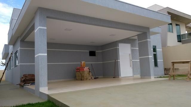 Samuel Pereira oferece: Casa Escriturada Nova Moderna Financia F G T S 3 Suites CABV - Foto 2