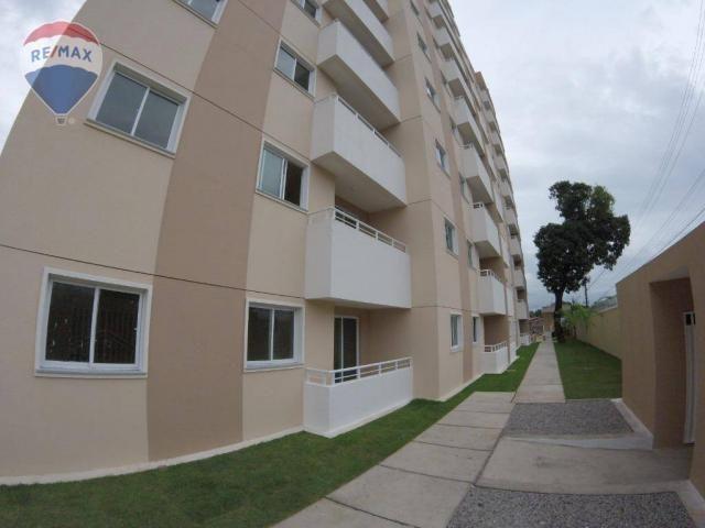 Apartamento novo no antonio bezerra com lazer completo - Foto 3
