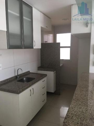 Apartamento villa bella mobiliado com 02 suítes; engenheiro luciano cavalcante, fortaleza - Foto 7