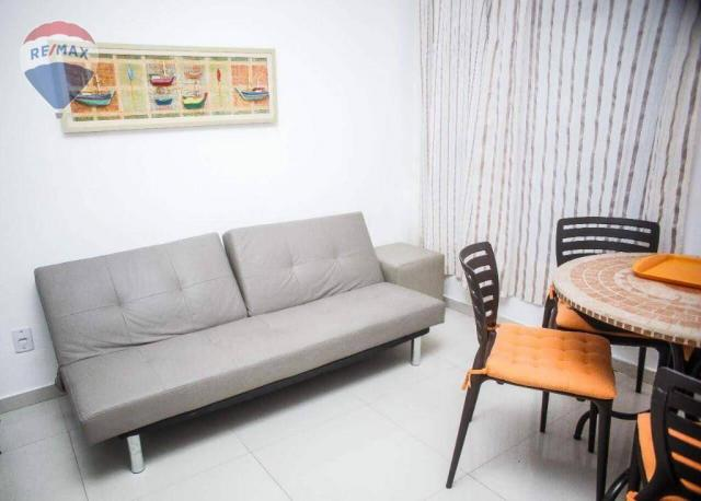 Apartamento à venda, 80 m² - meireles - fortaleza/ce - Foto 17