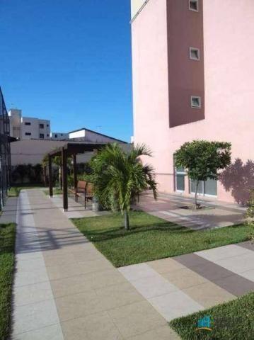Apartamento com 2 dormitórios à venda, 54 m² por r$ 290.000,00 - jacarecanga - fortaleza/c - Foto 7