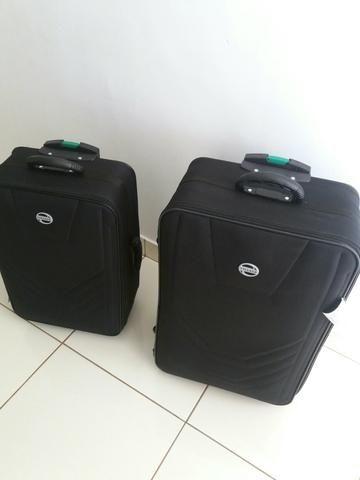 Perfeitas para viagens e bordo malas de viagem - Foto 6