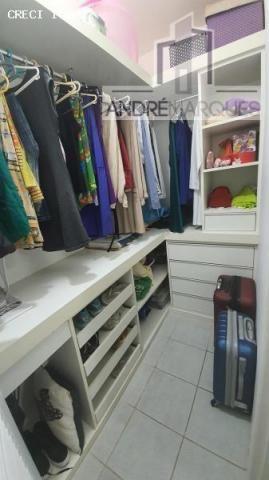 Casa em Condomínio para Venda em Salvador, Pituaçu, 4 dormitórios, 4 suítes, 6 banheiros,  - Foto 12