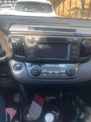 Toyota RAV4 2013/2013 prata 4x4, automática - Foto 5