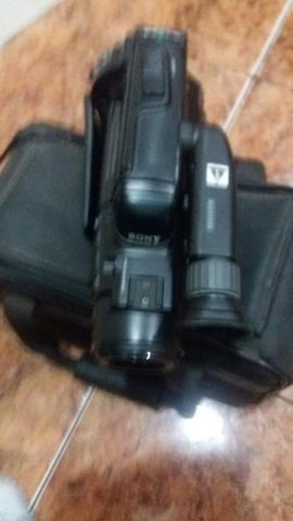 Vendo filmadora profissional - Foto 2