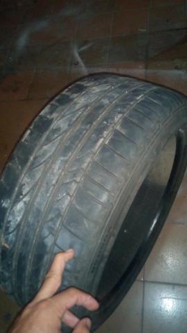 Vendo 7 pneus 225-40-R18 novos - Foto 3