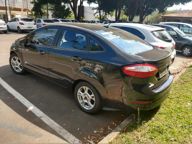 Vendo New Fiesta Sedan 2013 modelo 2014 - Foto 6
