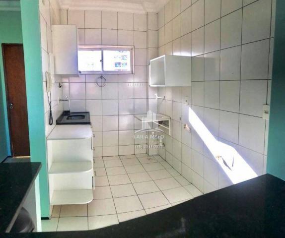Apartamento com 3 dormitórios à venda, 77 m² por r$ 258.000,00 - benfica - fortaleza/ce - Foto 6
