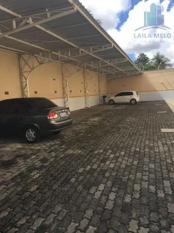 Apartamento villa bella mobiliado com 02 suítes; engenheiro luciano cavalcante, fortaleza - Foto 9