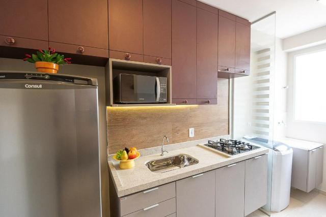 Apartamentos 2 qtos em Morada de Laranjeiras Via Jardins - Foto 9