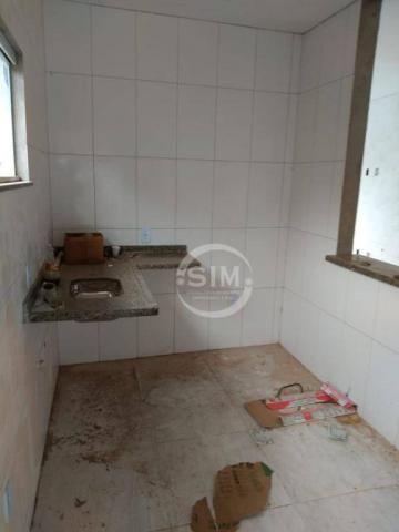 Casa com 2 dormitórios à venda, 70 m² no baixo grande - são pedro da aldeia/rj - Foto 7
