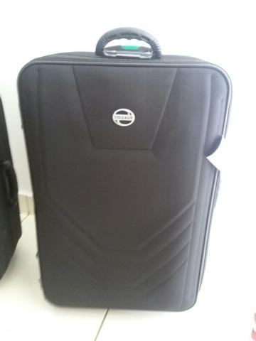 Perfeitas para viagens e bordo malas de viagem - Foto 4