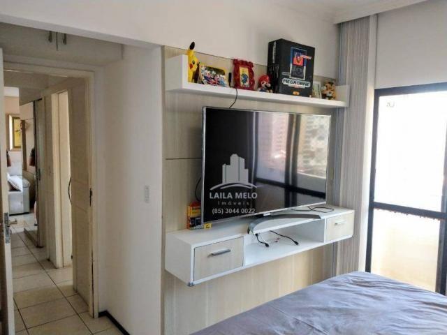 Apartamento projetado,60 m2,3 quartos, 2 vagas,edson queiroz - Foto 16