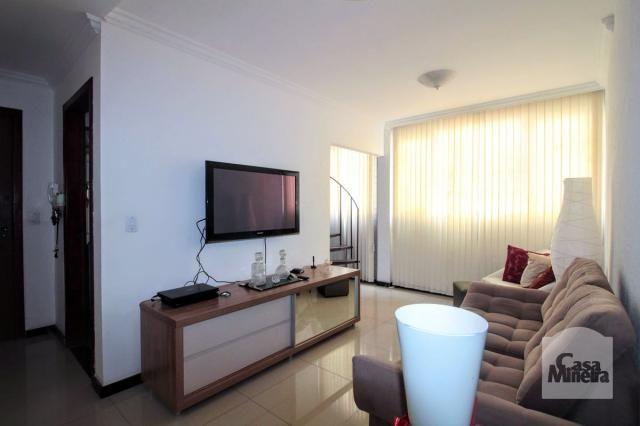 Apartamento à venda com 3 dormitórios em Buritis, Belo horizonte cod:257403