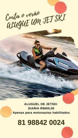 Alugo jet ski em Maria Farinha