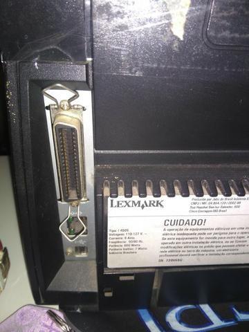 Impressora Lexmark E332n - Foto 4