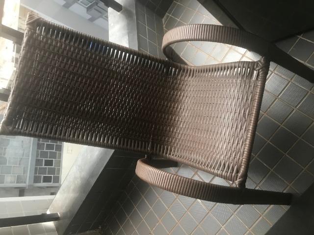 2 cadeiras para área externa - Foto 2