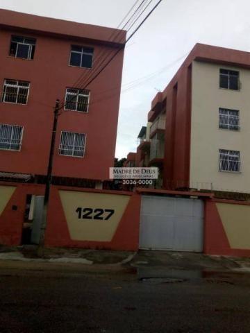 Apartamento à venda, 136 m² por r$ 170.000 - henrique jorge - fortaleza/ce