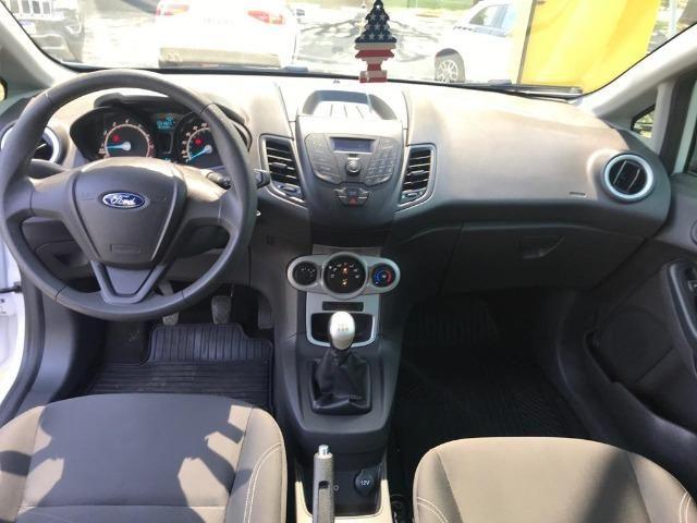 Fiesta Hatch 1.6 SE - 2017 - Foto 4