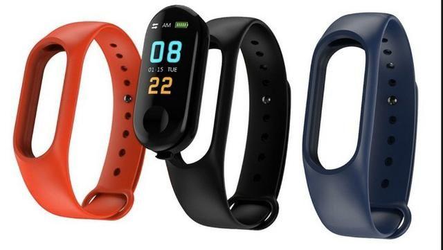 Relógio Smartwhatch Inteligente M3 Bluetooth Android celular