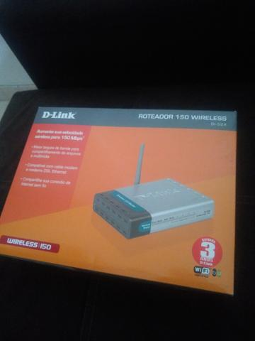 Roteador 150 Wireless D-link - Foto 3
