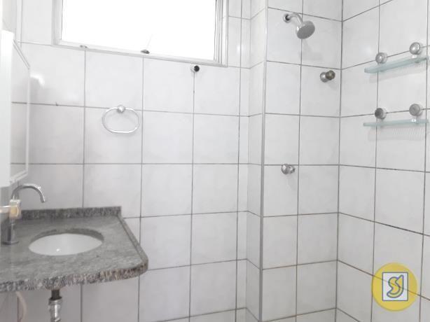 Apartamento para alugar com 3 dormitórios em Alagadiço novo, Fortaleza cod:14581 - Foto 9
