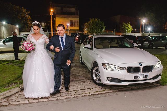 Transporte noiva