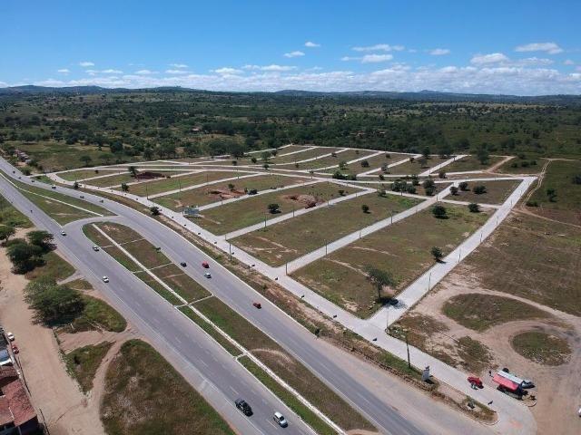 Loteamento Parque da Cidade- 140 m²- ao lado da futura feira da Sulanca em Caruaru- - Foto 6
