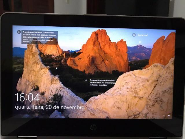"Notebook HP Pavilion x360 Intel Pentium 1.1GHz 4GB RAM 500GB Touchscreen 11.6"" - Foto 3"